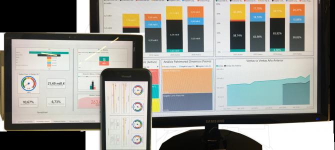 Con Power BI Pro en Revertis le proporcionamos el complemento perfecto a su ERP
