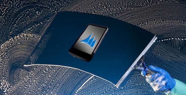 App relacionada al ERP Dynamics AX 2012